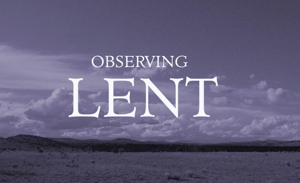 observing-lent